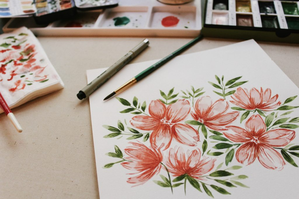 sell art prints online and make money